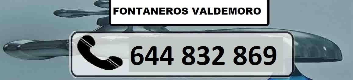 Fontaneros Valdemoro Urgentes