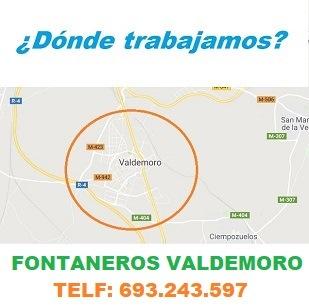 ¿ en que zonas de Valdemoro trabajamos ?