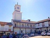 Ayuntamiento en la localidad de Valdemoro